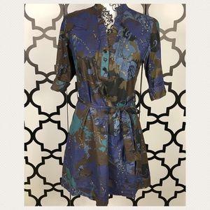 Francesca's Floral Dress